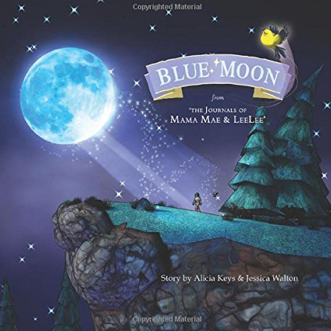 "Free Stuff: ""Blue Moon"""