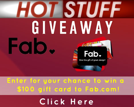 Free Stuff: $100 Fab.com Gift Card