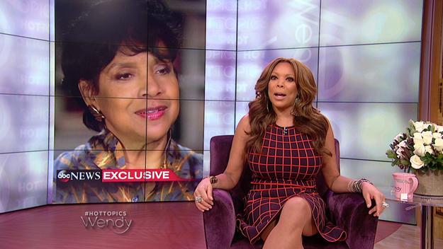 Phylicia Rashad Defends Bill Cosby