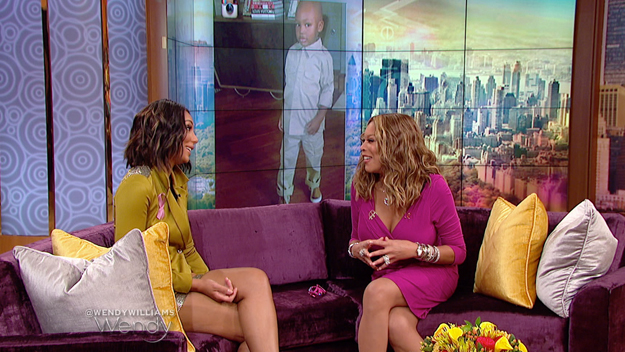Tamar Braxton on Music and Motherhood