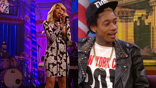 Wiz and Tamar